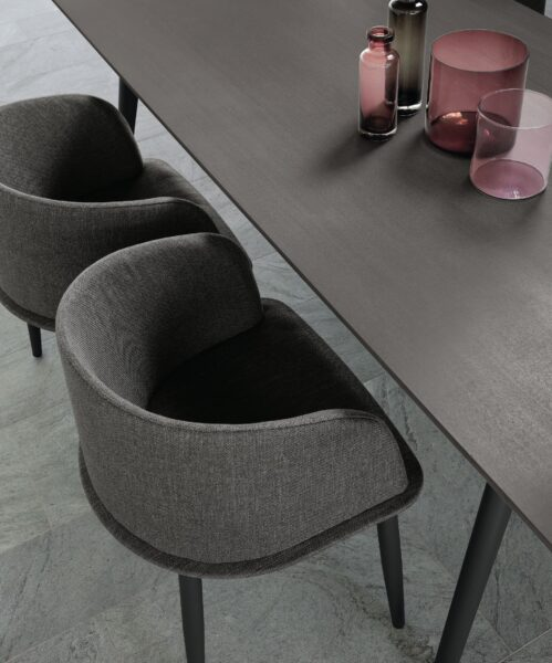 Cleo//Alu 220×100 Dining Table 5