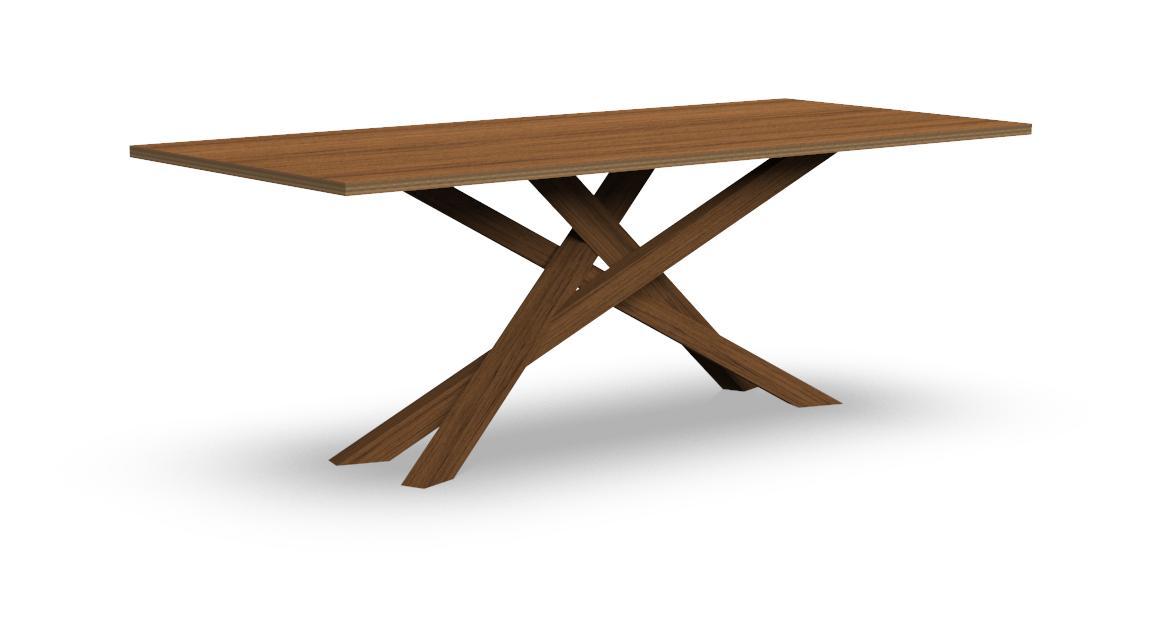 Bridge Table 220X100