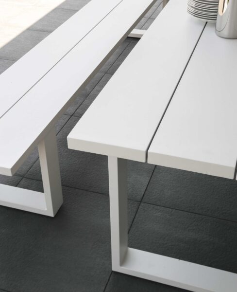 Essence 220×92 Stainless steel Table 5