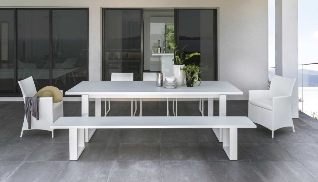 Essence 220×92 Stainless steel Table 4