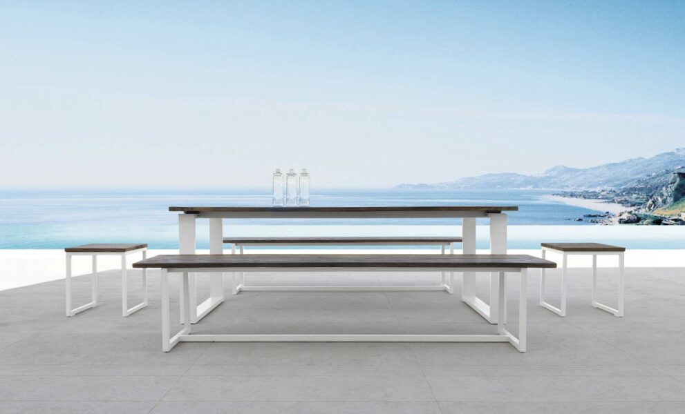 Essence 220×92 Stainless steel Table 3