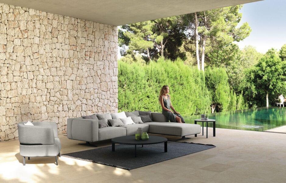 Eden Lounge Armchair 2