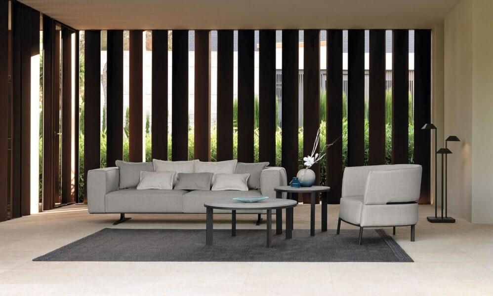 Eden Lounge Armchair 1