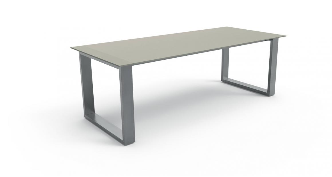 Essence 220×92 Stainless steel Table