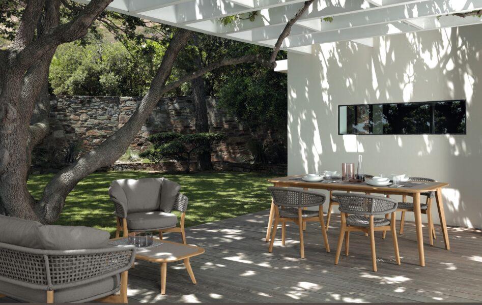 Moon//Teak Dining Chair 2