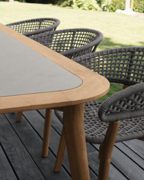 Moon//Teak Dining Chair 1