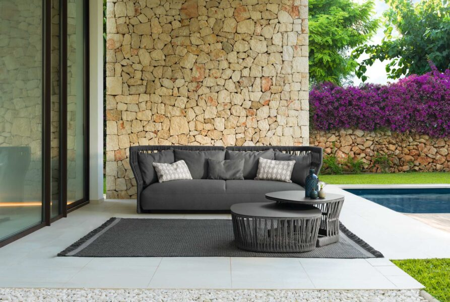 Cliff Braiding Sofa 1