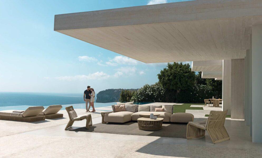 Cliff Modular Sofa 1
