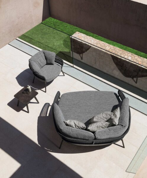 Moon//Alu Daybed 0