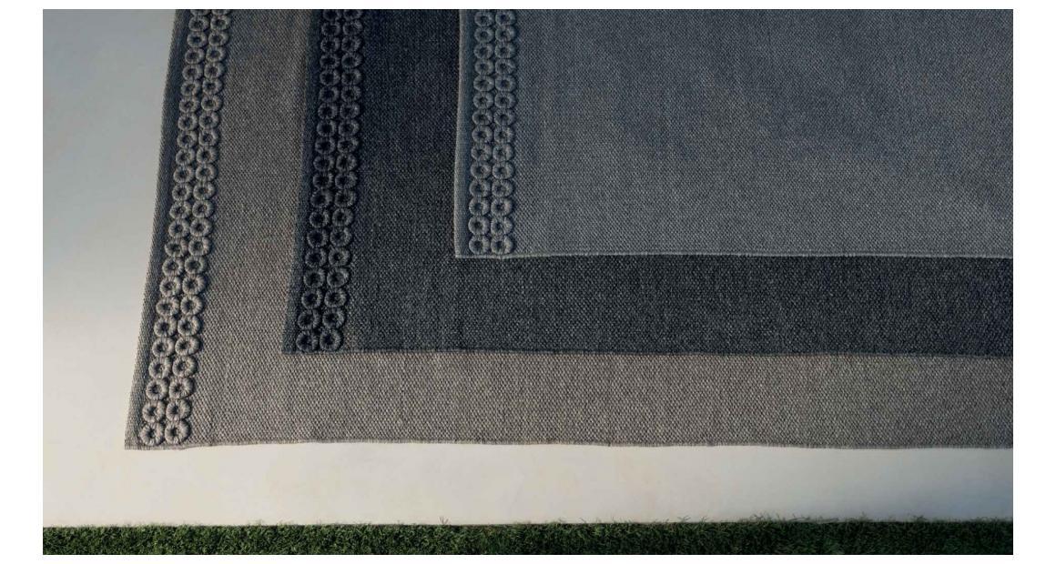 Accessories Fabric Carpet//Square