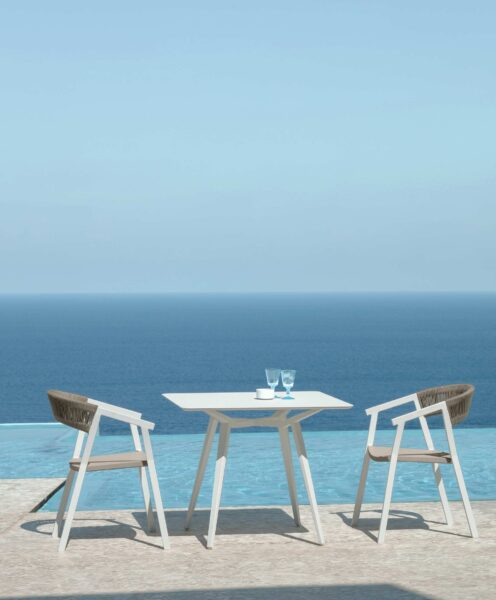Milo Dining Table 90×90 0