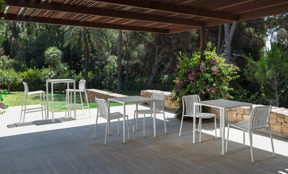 Trocadero Bar Table 60×60 1