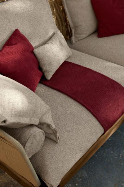 Cruise//Teak Living Armchair 2