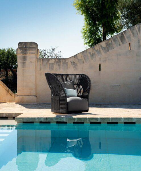 Cliff Dèco Lounge armchair 0