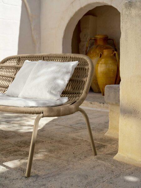 Panama Love Seat Sofa 5