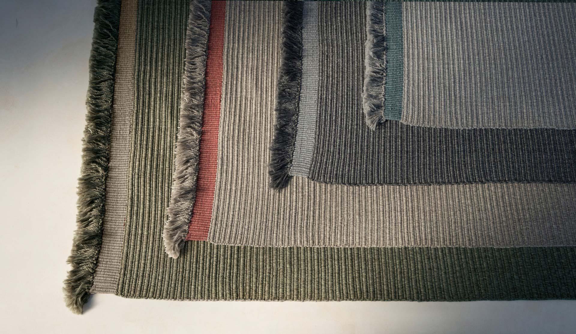 Accessories Fabric Carpet//Ribs