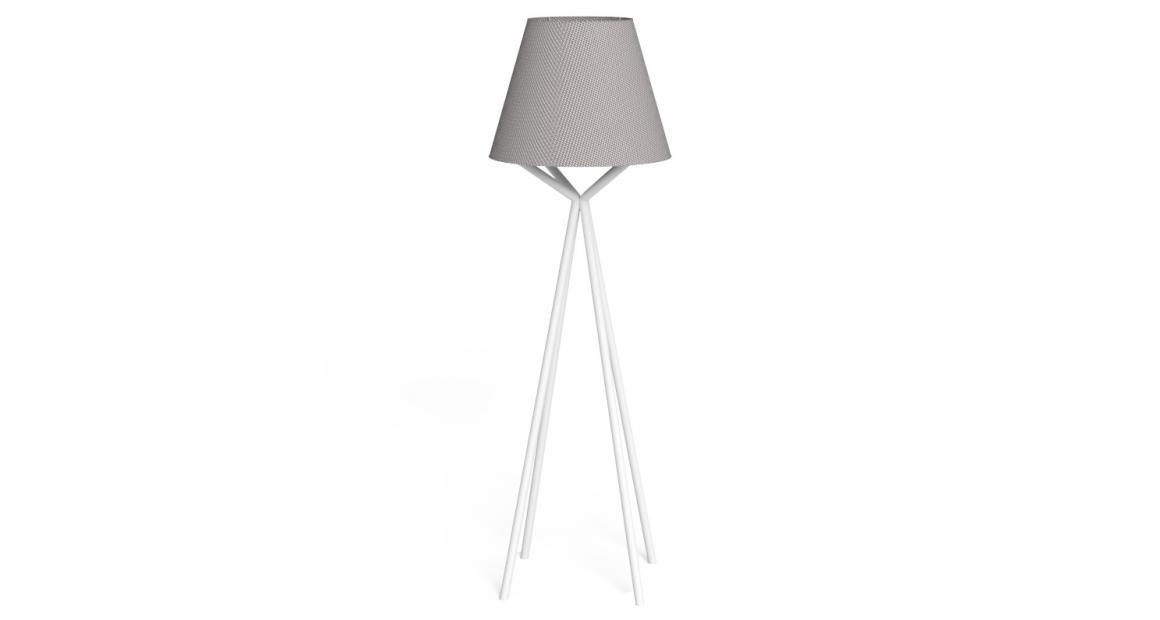 Cleo//Alu Floor Lamp