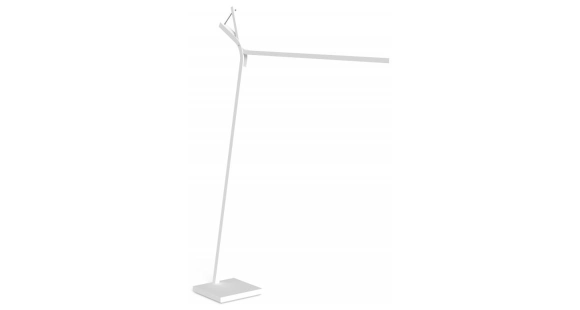 Cleo//Alu Arc lamp