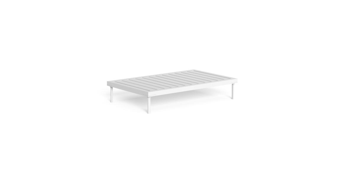 Cleo//Alu 60×100 Coffee Table