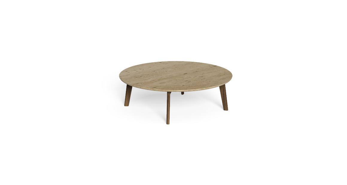 Cleo//Teak D100 Coffee Table
