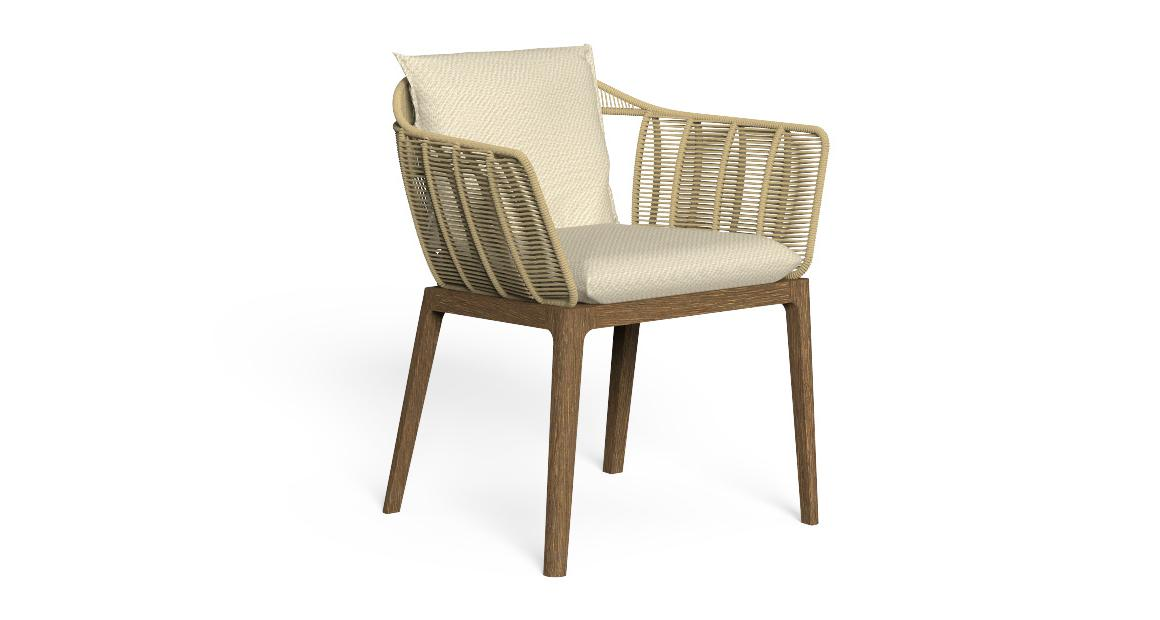 Cruise//Teak Dining chair