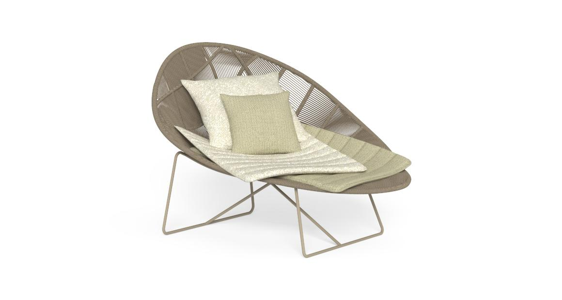 Panama living relax Armchair