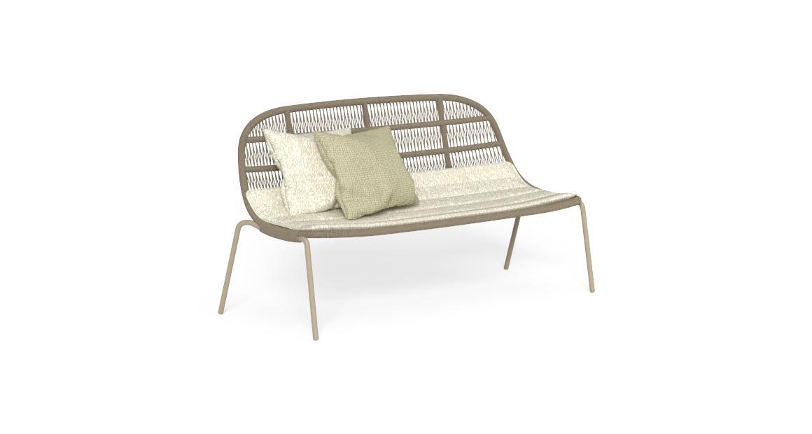 Panama Love Seat Sofa