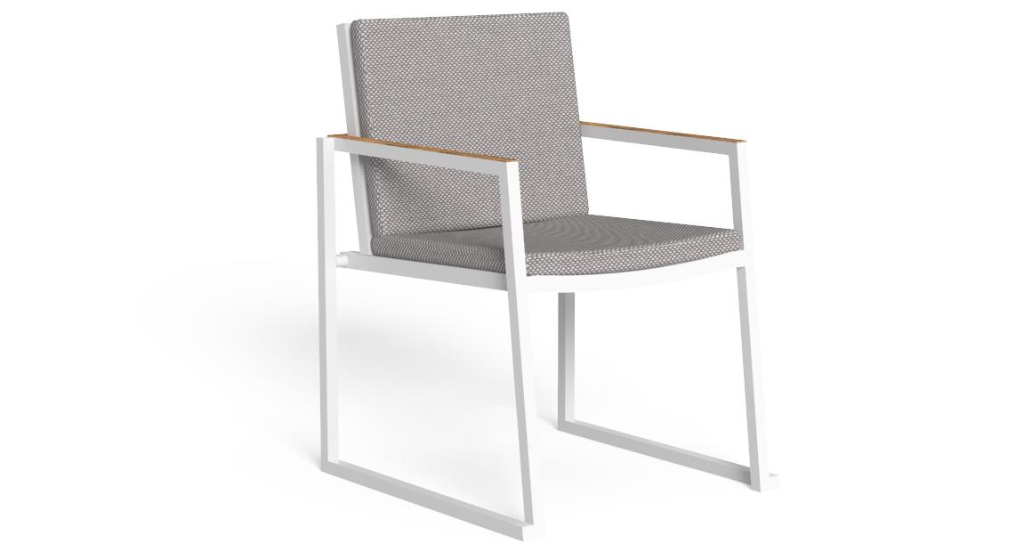 Alabama//Alu Dining Armchair