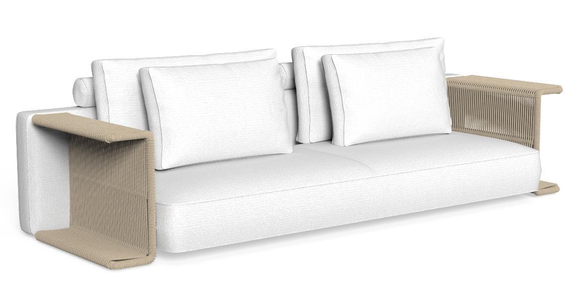 Cliff Dèco Fabric Sofa