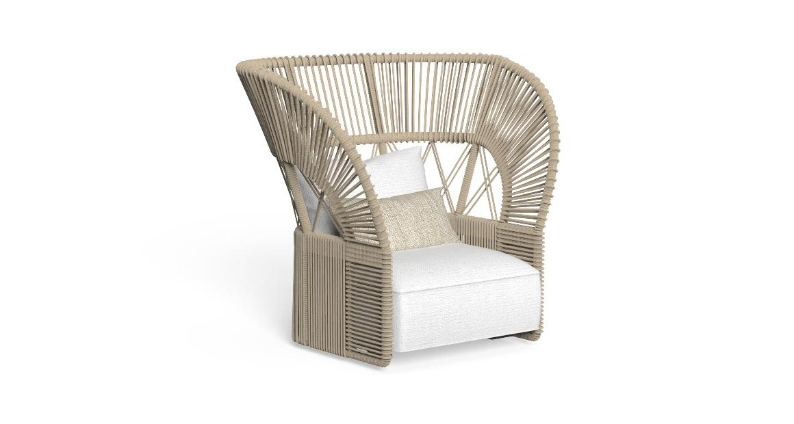 Cliff Dèco Lounge armchair