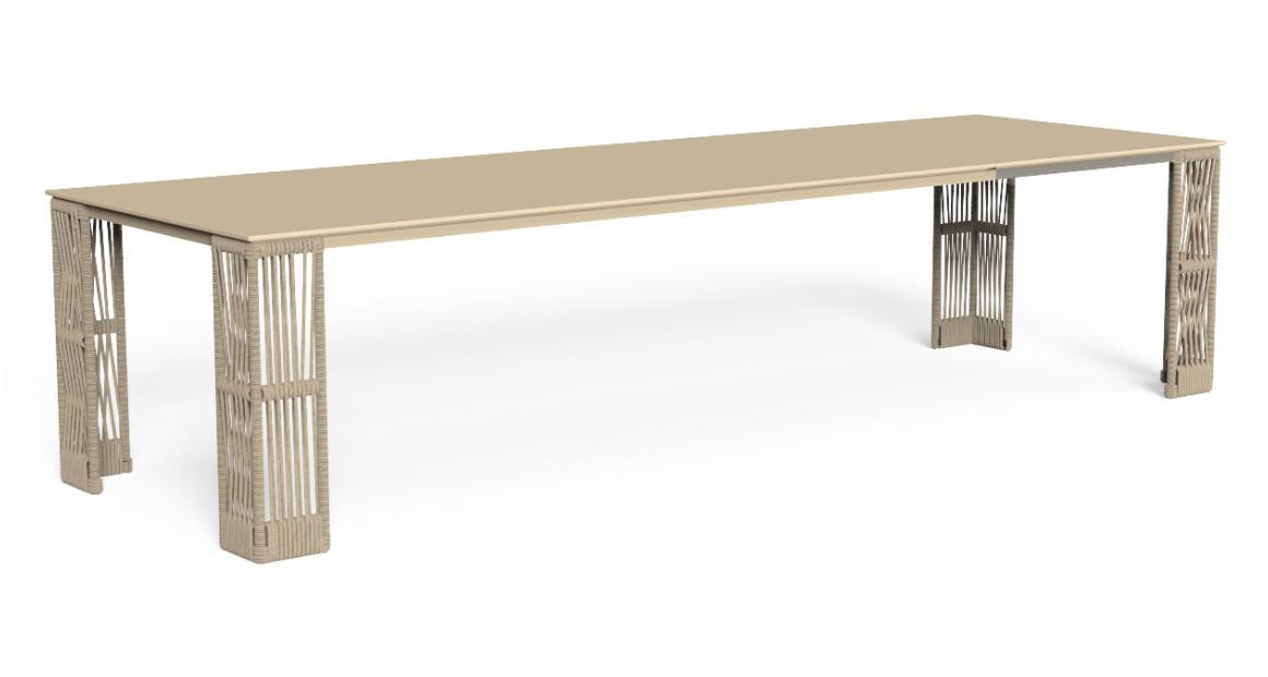 Cliff 240/300×100 Extendable Dining Table