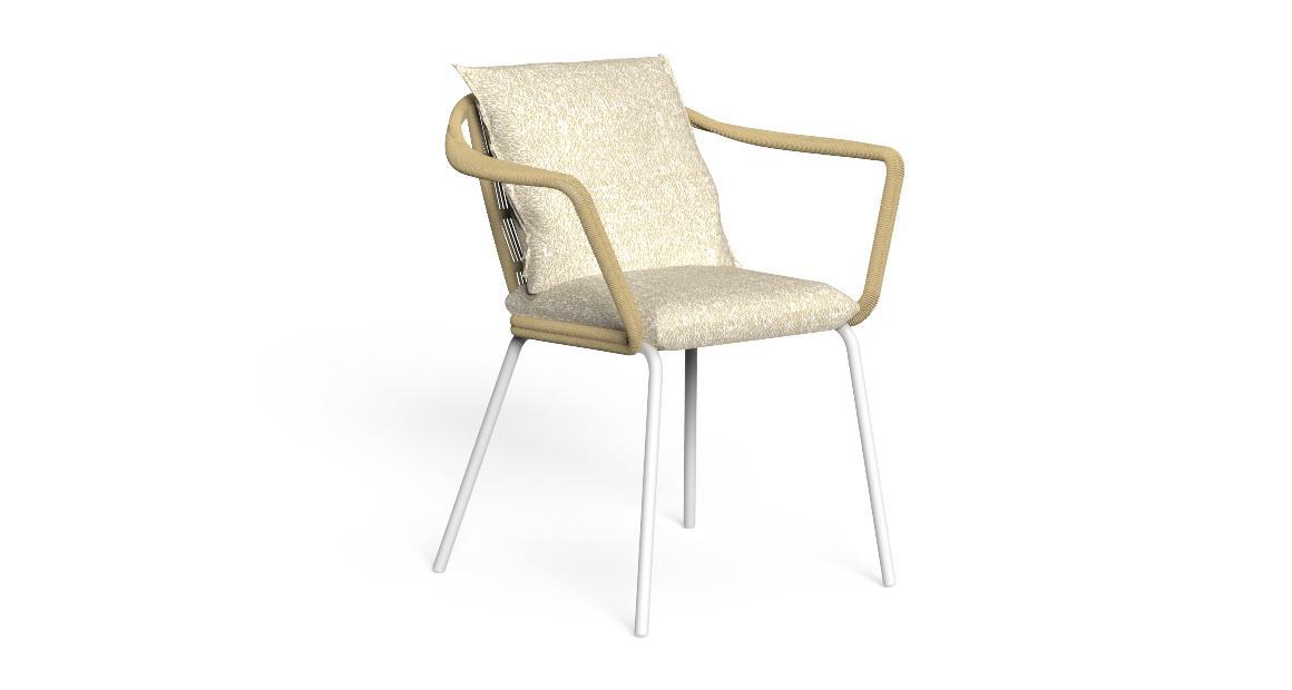 Cruise//alu Dining armchair