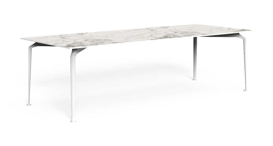 Cruise//alu 250×100 Dining table