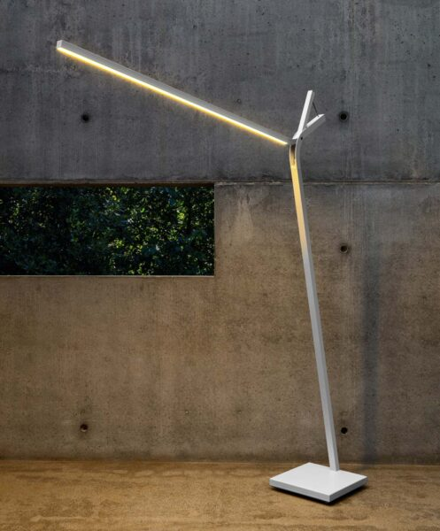 Cleo//Alu Arc lamp 0