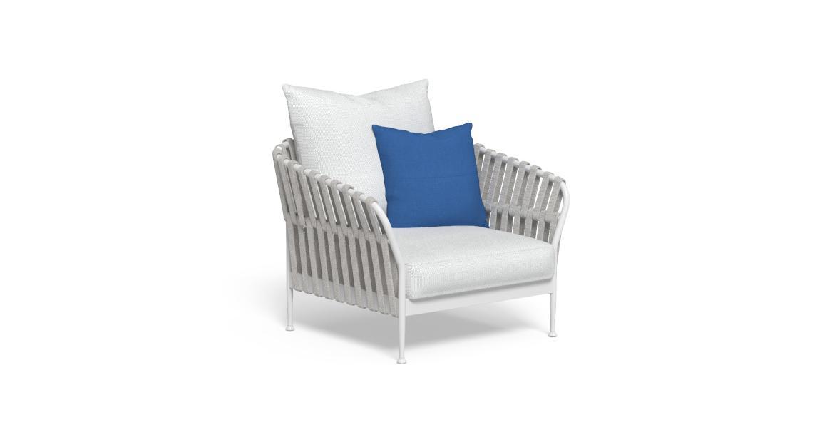 Frame Living armchair