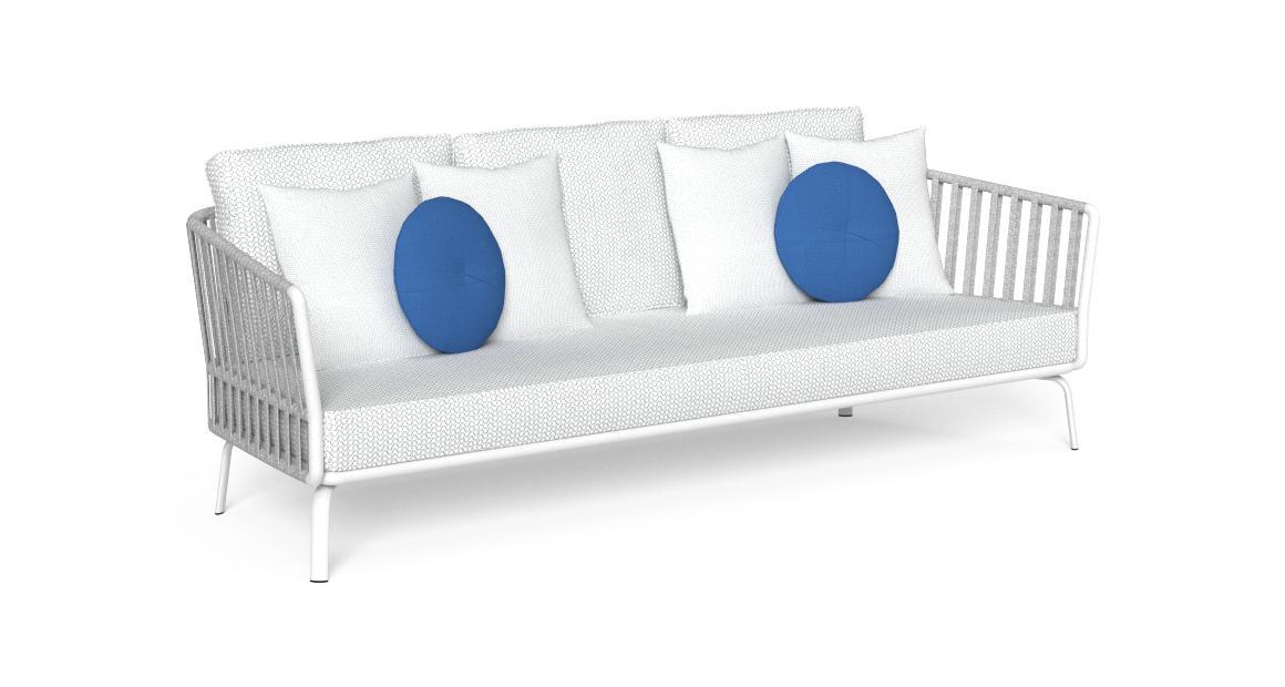 Milo Three-seater Sofa