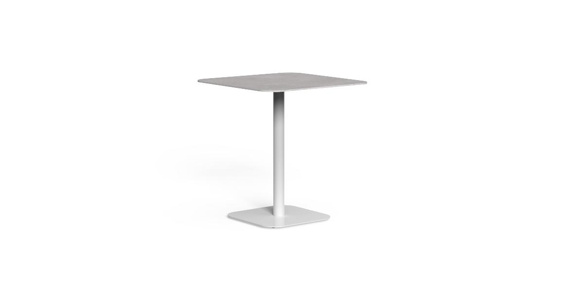 Moon//Alu Square Table
