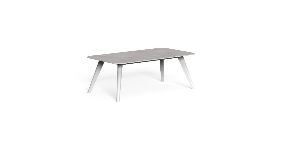 Moon//Alu Coffee Table