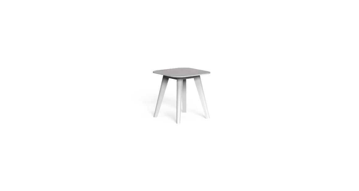 Moon//Alu Side Table