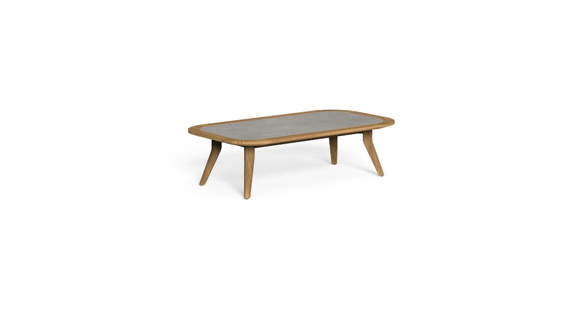 Moon//Teak Coffee Table
