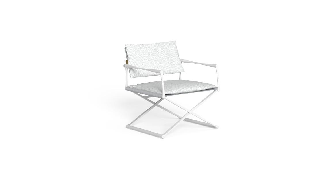 Riviera Director lounge chair