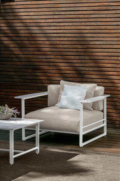 Riviera Living armchair 0