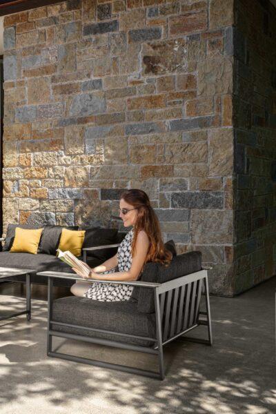 Riviera Living armchair 6