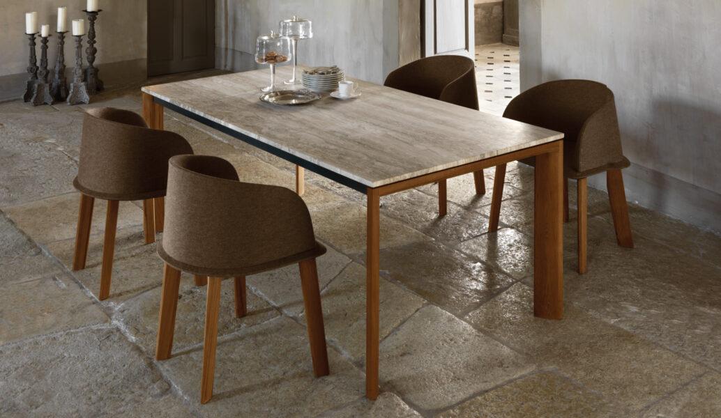 Cleo//Teak Dining Table 220×100 0