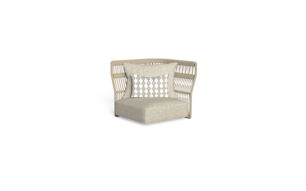 sofa corner backrest rope