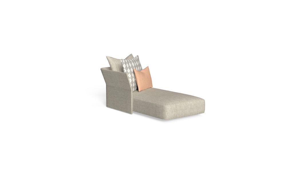 sofa lounge dx backrest fabric