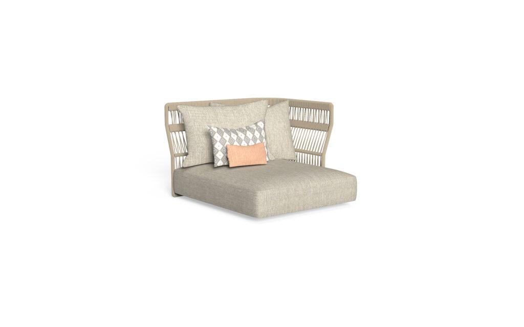 sofa lounge xl sx backrest rope